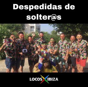 DESPEDIDA DE SOLTER@S