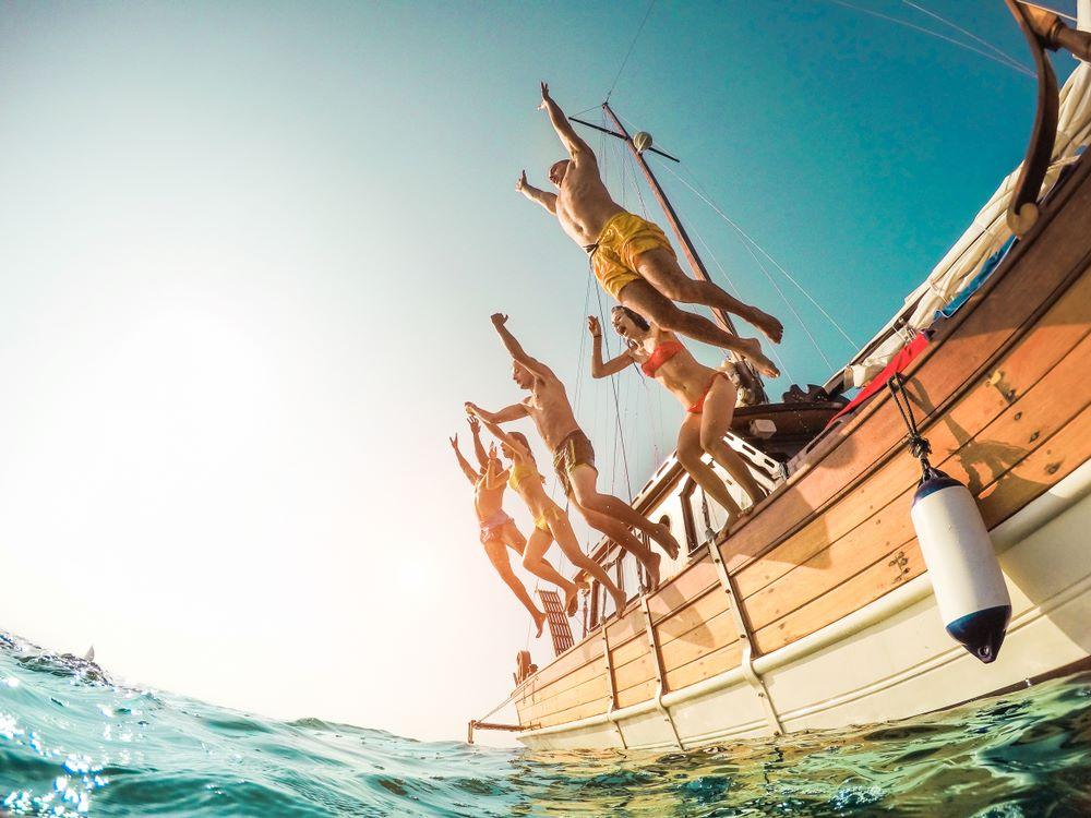 Boatparty en Ibiza