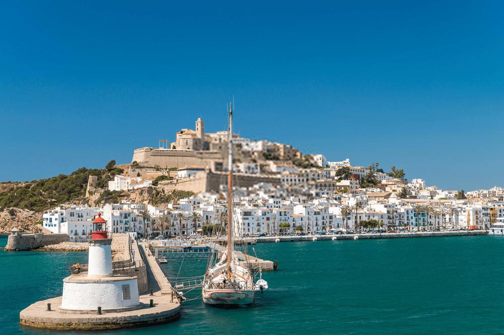 Puerto de Ibizaa