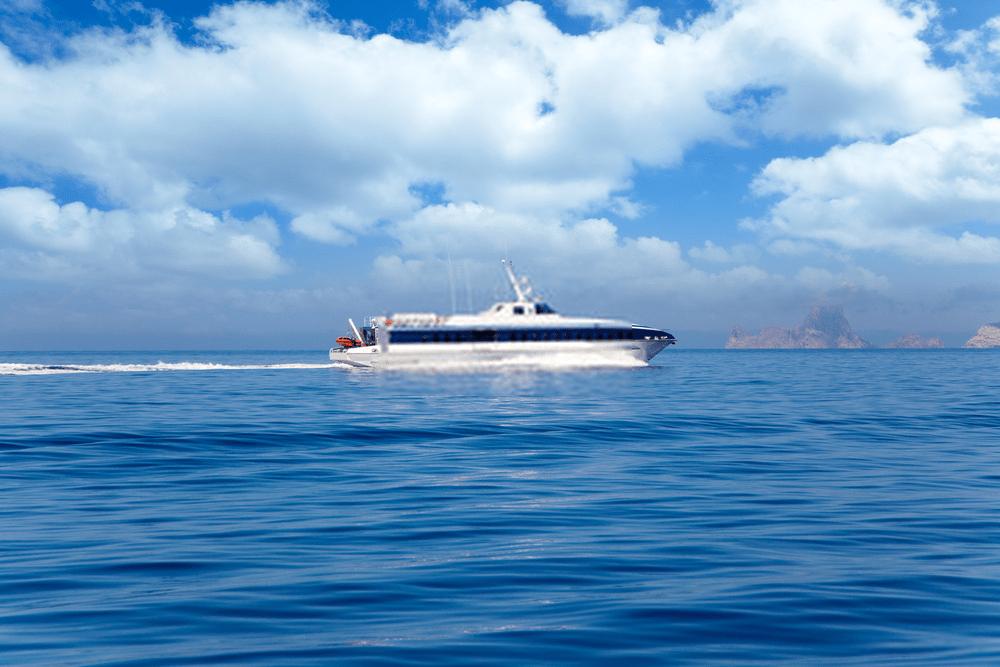 Ferry a Formentera
