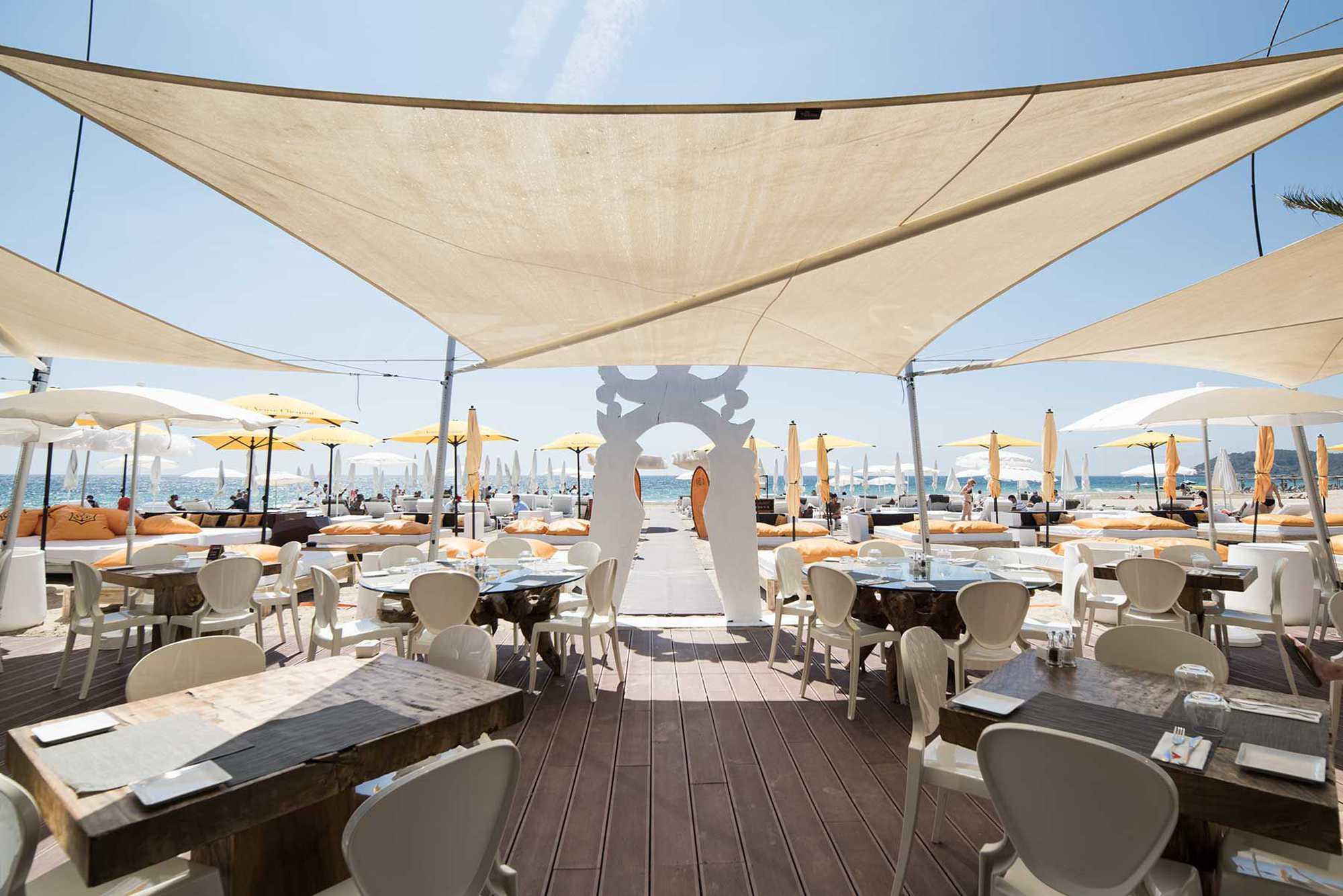 Ibiza Ushuaia gastronomia