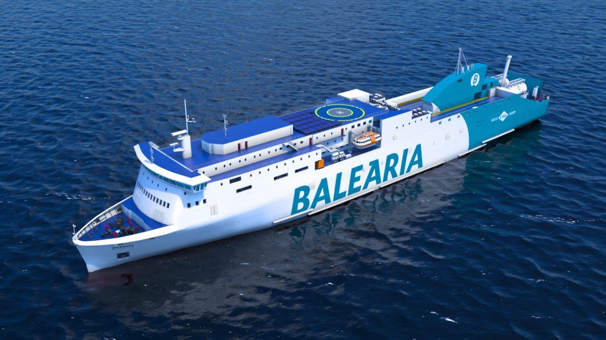 Balearia naviera española