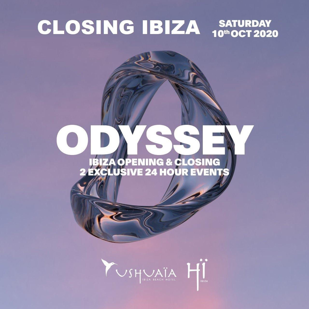 Closing Ibiza