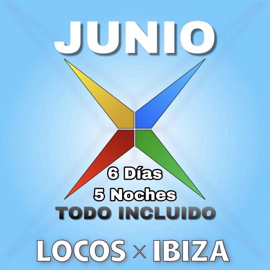 Junio packs ibiza